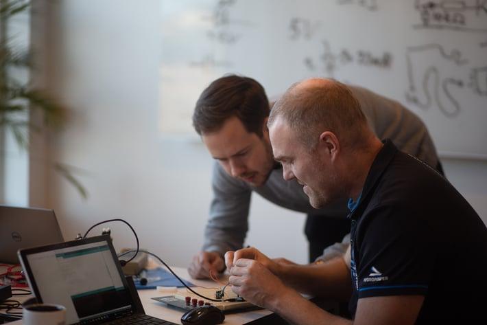 mikael och samuel hackaton